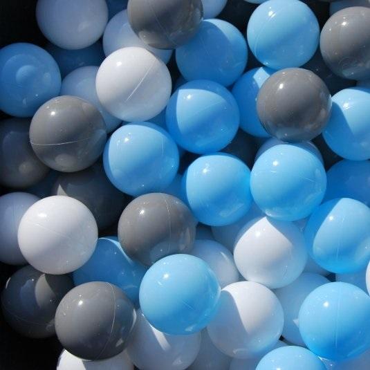 Plastične žogice